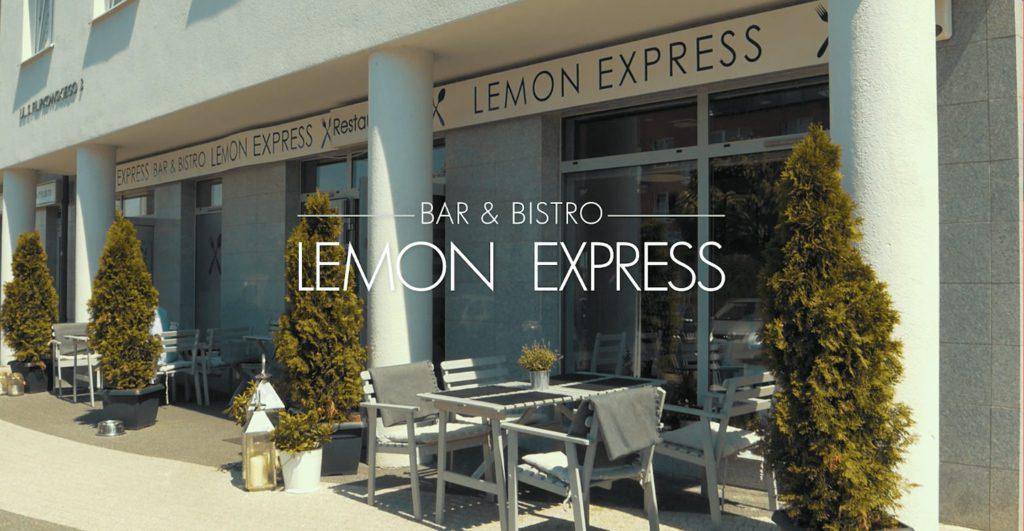 Film Promocyjny Lemon Express