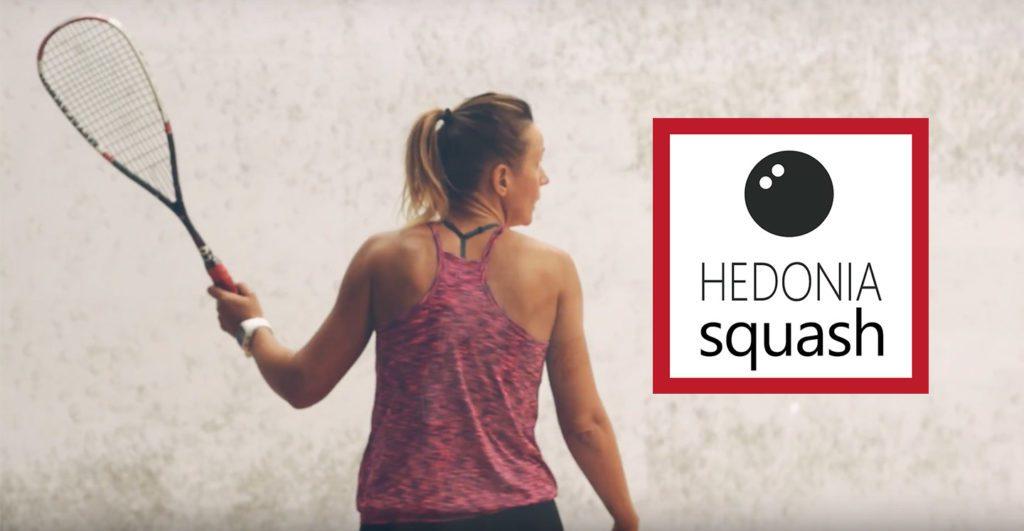 Film promocyjny dla Hedonia Squash