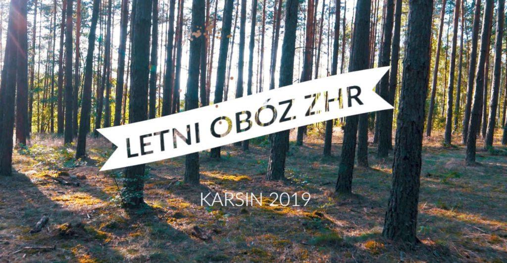 Film z obozu w Karsinie